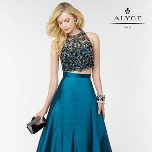 Alyce Paris Prom Dress 6622